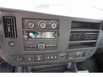 2020 Chevrolet Express 3500 RWD, Morgan Parcel Aluminum Cutaway Van #204198 - photo 14