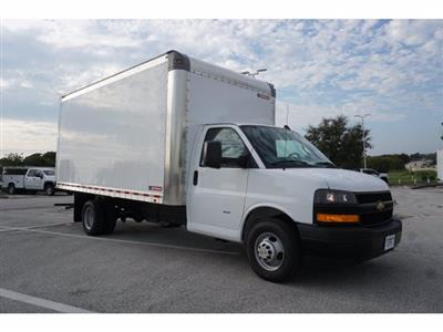 2020 Chevrolet Express 3500 RWD, Cutaway Van #204199 - photo 4