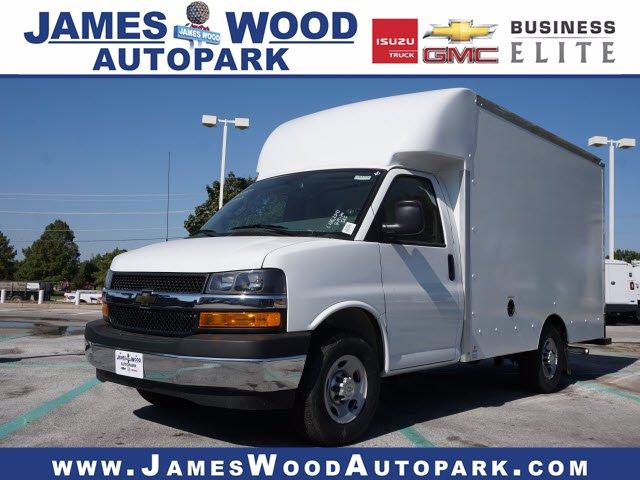 2020 Chevrolet Express 3500 4x2, Supreme Spartan Cargo Cutaway Van #204200 - photo 1