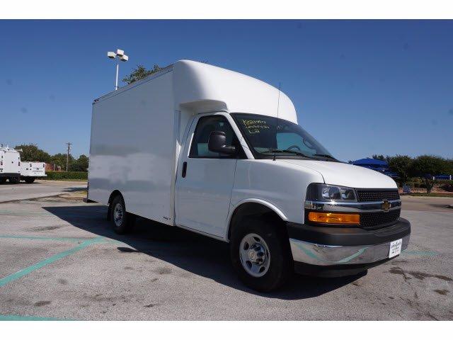 2020 Chevrolet Express 3500 4x2, Supreme Spartan Cargo Cutaway Van #204200 - photo 4