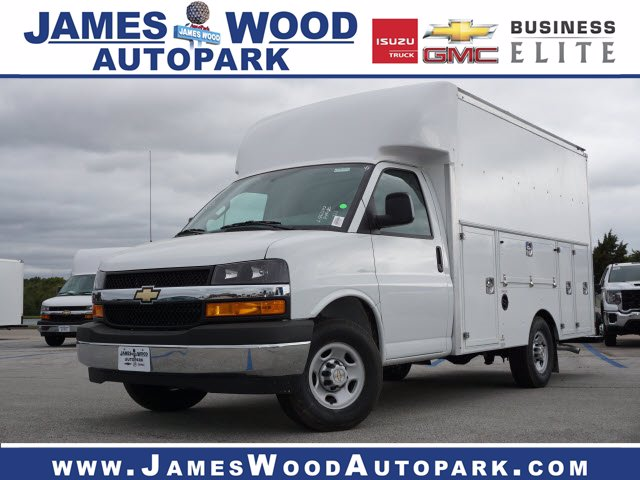 2020 Chevrolet Express 3500 RWD, Cutaway #204201 - photo 1