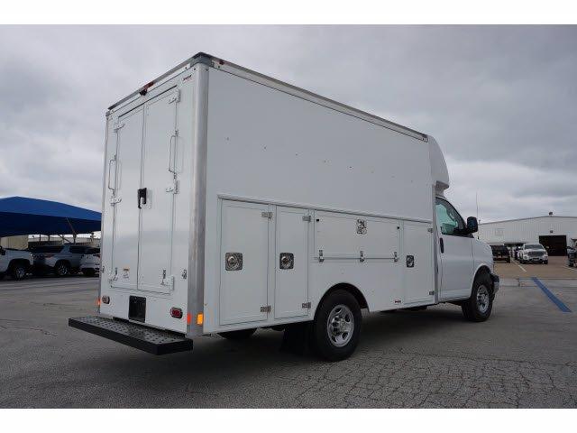 2020 Chevrolet Express 3500 RWD, Supreme Spartan Service Utility Van #204201 - photo 6