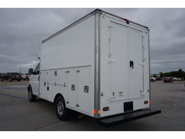 2020 Chevrolet Express 3500 RWD, Supreme Spartan Service Utility Van #204201 - photo 2