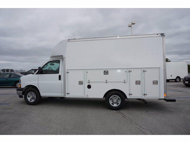 2020 Chevrolet Express 3500 RWD, Supreme Spartan Service Utility Van #204201 - photo 8