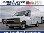 2020 Chevrolet Express 3500 RWD, Supreme Spartan Service Utility Van #204201 - photo 1