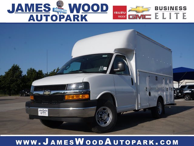 2020 Chevrolet Express 3500 RWD, Supreme Spartan Cargo Cutaway Van #204202 - photo 1
