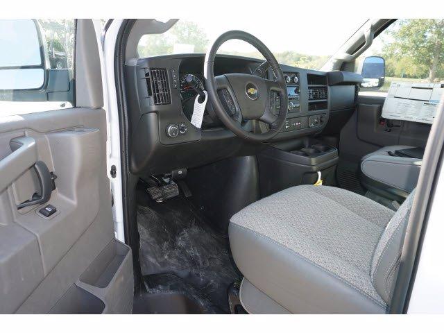 2020 Chevrolet Express 3500 RWD, Supreme Spartan Cargo Cutaway Van #204202 - photo 13