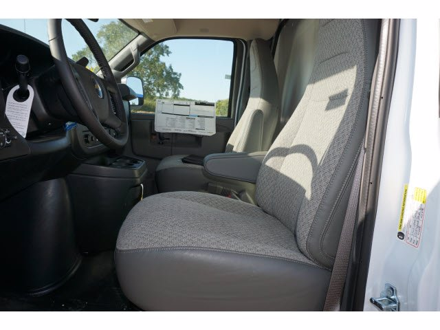 2020 Chevrolet Express 3500 RWD, Supreme Spartan Cargo Cutaway Van #204202 - photo 14