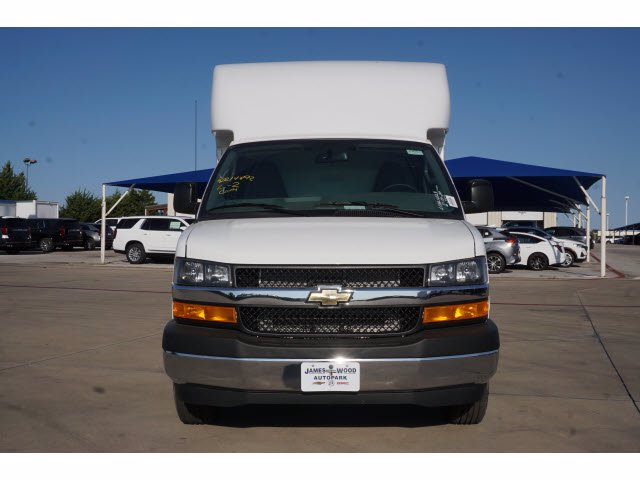 2020 Chevrolet Express 3500 RWD, Supreme Spartan Cargo Cutaway Van #204202 - photo 3