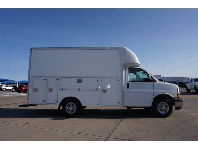 2020 Chevrolet Express 3500 RWD, Supreme Spartan Cargo Cutaway Van #204202 - photo 5
