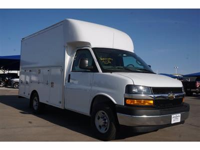 2020 Chevrolet Express 3500 RWD, Supreme Spartan Cargo Cutaway Van #204202 - photo 4