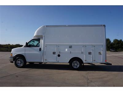 2020 Chevrolet Express 3500 RWD, Supreme Spartan Cargo Cutaway Van #204202 - photo 8