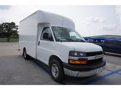 2020 Chevrolet Express 3500 RWD, Supreme Cutaway Van #204207 - photo 3