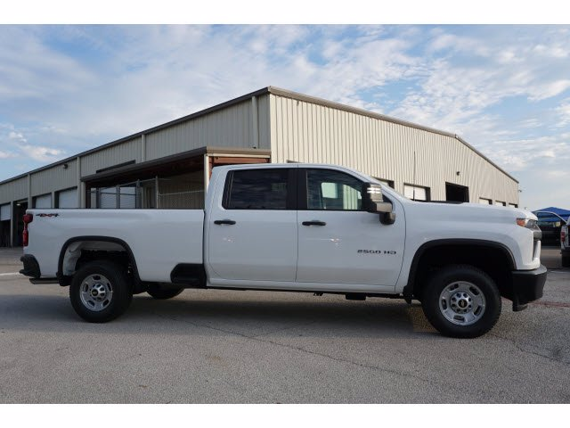 2020 Chevrolet Silverado 2500 Crew Cab 4x4, Pickup #204248 - photo 5