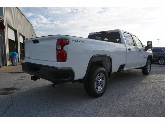 2020 Chevrolet Silverado 2500 Crew Cab 4x4, Pickup #204248 - photo 6