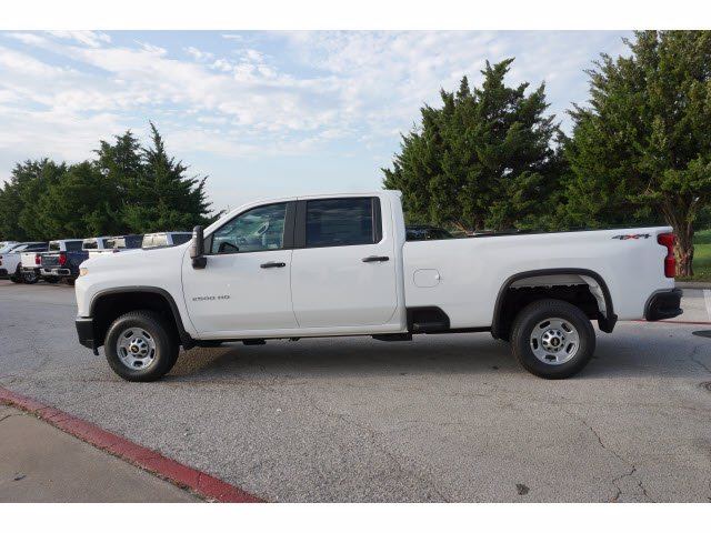2020 Chevrolet Silverado 2500 Crew Cab 4x4, Pickup #204248 - photo 8