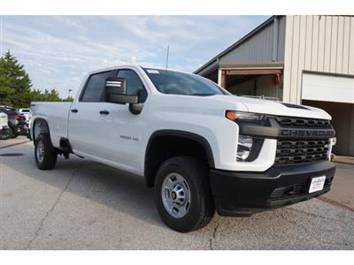 2020 Chevrolet Silverado 2500 Crew Cab 4x4, Pickup #204248 - photo 4