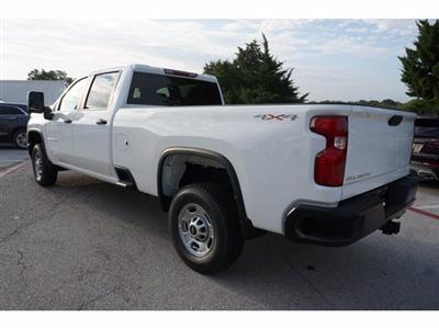 2020 Chevrolet Silverado 2500 Crew Cab 4x4, Pickup #204248 - photo 2