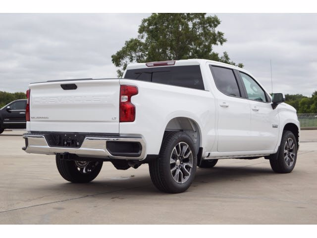 2020 Chevrolet Silverado 1500 Crew Cab RWD, Pickup #204274 - photo 4