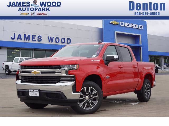 2020 Chevrolet Silverado 1500 Crew Cab RWD, Pickup #204275 - photo 1