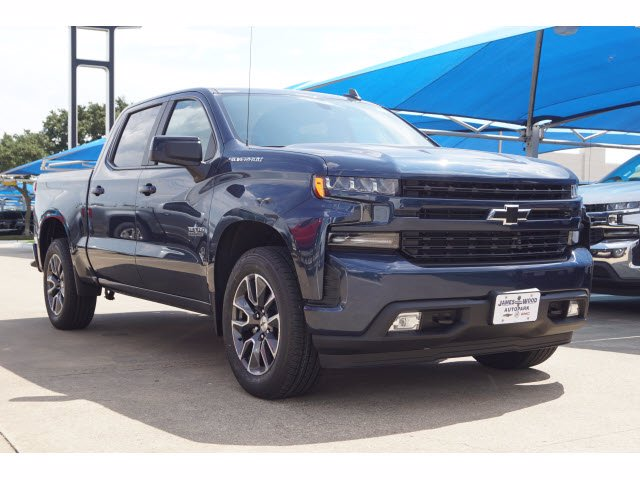 2020 Chevrolet Silverado 1500 Crew Cab RWD, Pickup #204295 - photo 3