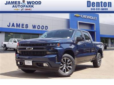 2020 Chevrolet Silverado 1500 Crew Cab RWD, Pickup #204295 - photo 1