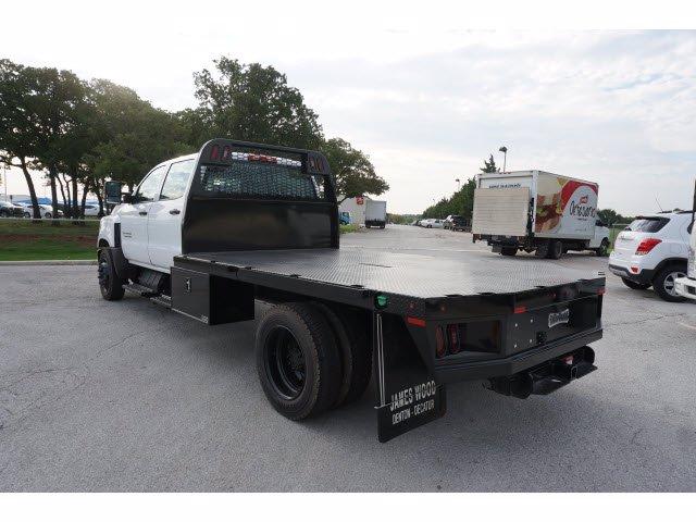 2020 Chevrolet Silverado 5500 Crew Cab DRW RWD, Knapheide Platform Body #204363 - photo 1