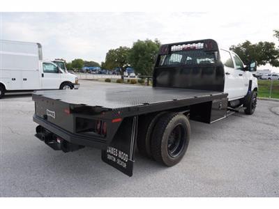 2020 Chevrolet Silverado 5500 Crew Cab DRW RWD, Knapheide PGNB Gooseneck Platform Body #204363 - photo 6