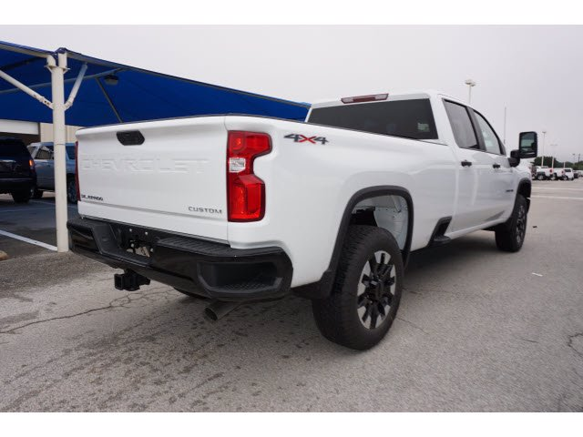 2020 Chevrolet Silverado 2500 Crew Cab 4x4, Pickup #204489 - photo 4