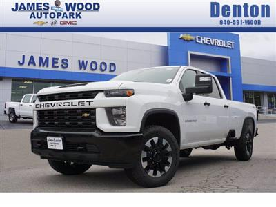 2020 Chevrolet Silverado 2500 Crew Cab 4x4, Pickup #204489 - photo 1
