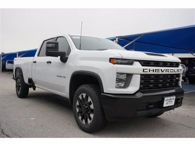 2020 Chevrolet Silverado 2500 Crew Cab 4x4, Pickup #204489 - photo 3
