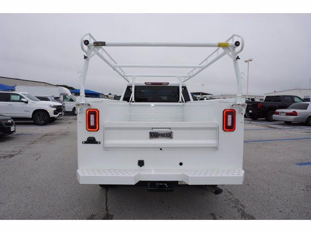 2020 Chevrolet Silverado 2500 Double Cab RWD, Knapheide Steel Service Body #204490 - photo 7