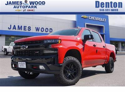 2020 Chevrolet Silverado 1500 Crew Cab 4x4, Pickup #204603 - photo 1