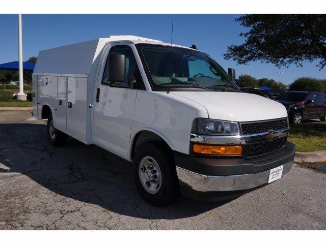 2020 Chevrolet Express 3500 4x2, Knapheide KUV Service Utility Van #204663 - photo 4