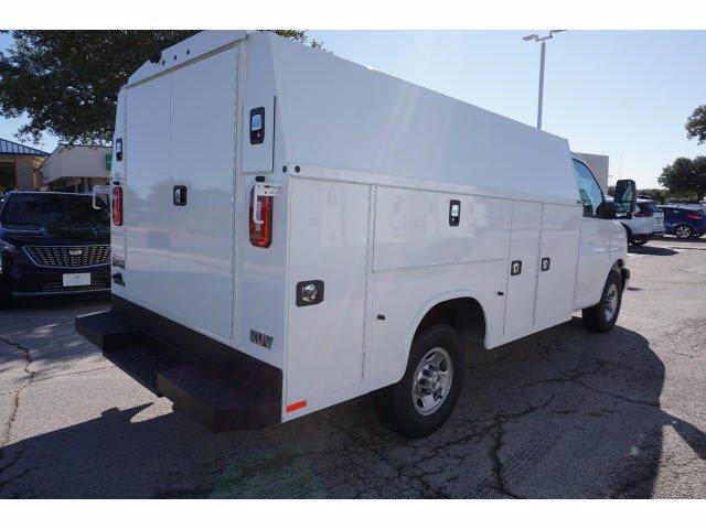2020 Chevrolet Express 3500 4x2, Knapheide KUV Service Utility Van #204663 - photo 6