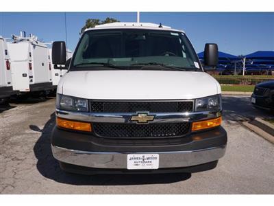 2020 Chevrolet Express 3500 4x2, Knapheide KUV Service Utility Van #204663 - photo 3