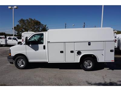 2020 Chevrolet Express 3500 4x2, Knapheide KUV Service Utility Van #204663 - photo 8