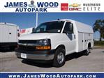 2020 Chevrolet Express 3500 4x2, Knapheide KUV Service Utility Van #204663 - photo 1