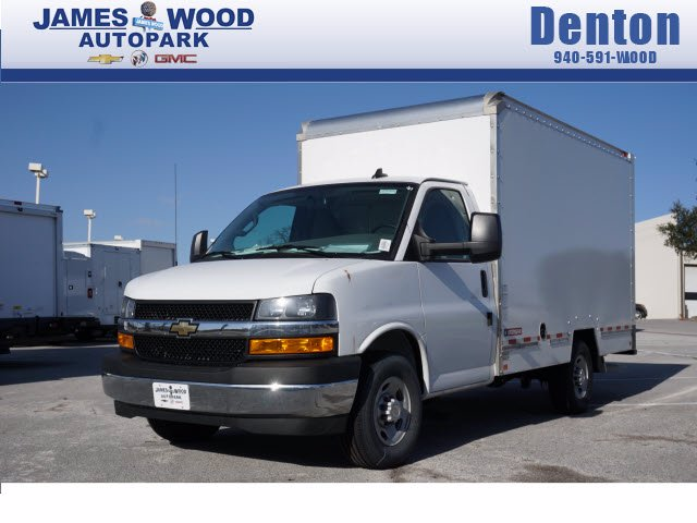 2020 Chevrolet Express 3500 4x2, Morgan Cutaway Van #204668 - photo 1