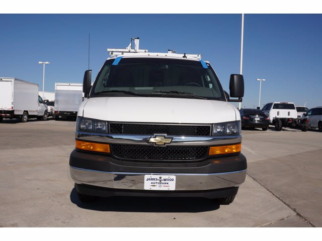 2020 Chevrolet Express 3500 4x2, Service Utility Van #204671 - photo 3