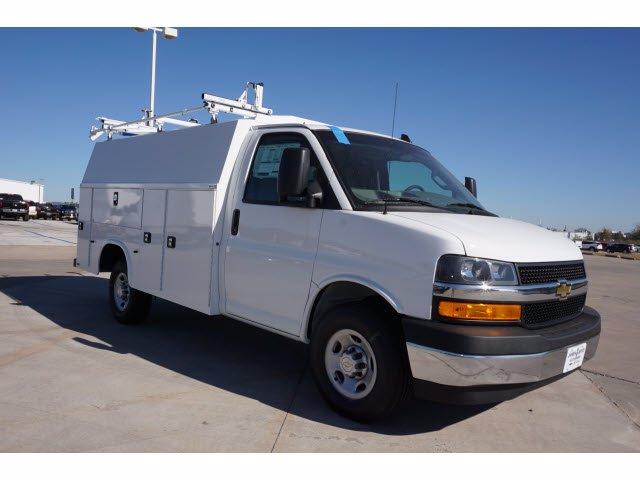 2020 Chevrolet Express 3500 4x2, Service Utility Van #204671 - photo 4