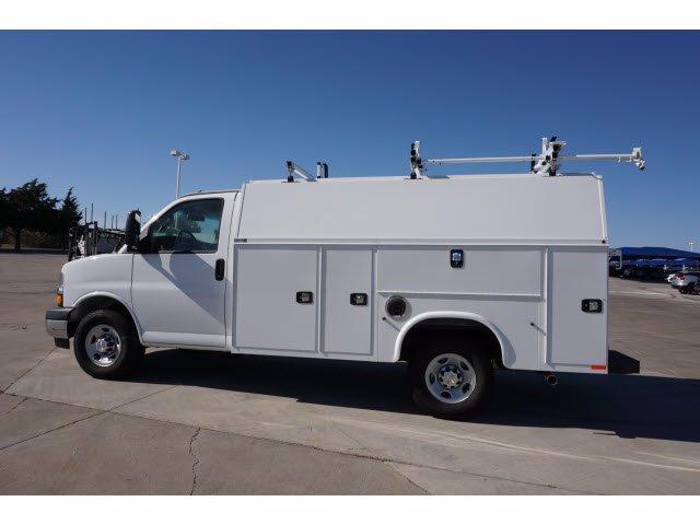 2020 Chevrolet Express 3500 4x2, Service Utility Van #204671 - photo 8