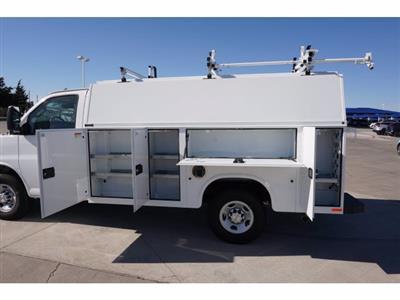 2020 Chevrolet Express 3500 4x2, Service Utility Van #204671 - photo 10