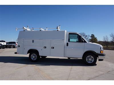 2020 Chevrolet Express 3500 4x2, Service Utility Van #204671 - photo 5