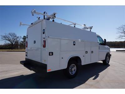2020 Chevrolet Express 3500 4x2, Service Utility Van #204671 - photo 6