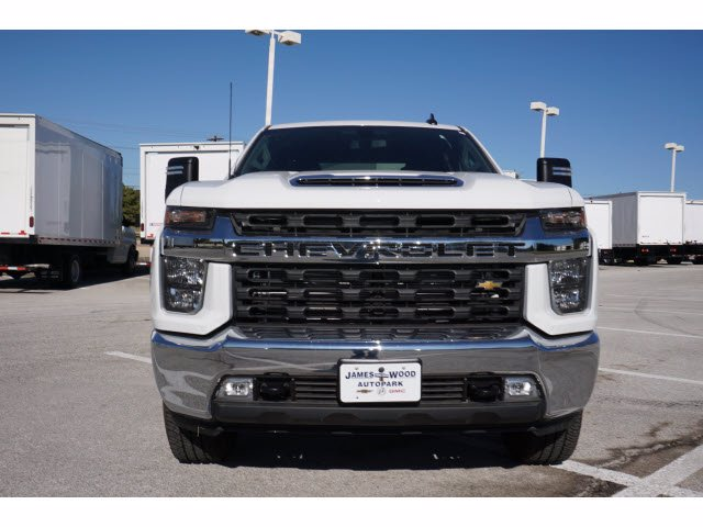 2020 Chevrolet Silverado 2500 Crew Cab 4x4, Knapheide Steel Service Body #204682 - photo 3