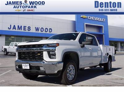2020 Chevrolet Silverado 2500 Crew Cab 4x4, Knapheide Steel Service Body #204682 - photo 1