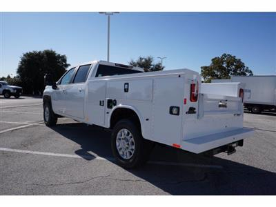 2020 Chevrolet Silverado 2500 Crew Cab 4x4, Knapheide Steel Service Body #204682 - photo 2