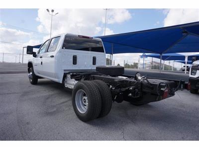 2020 Chevrolet Silverado 3500 Crew Cab DRW 4x4, Cab Chassis #204688 - photo 2
