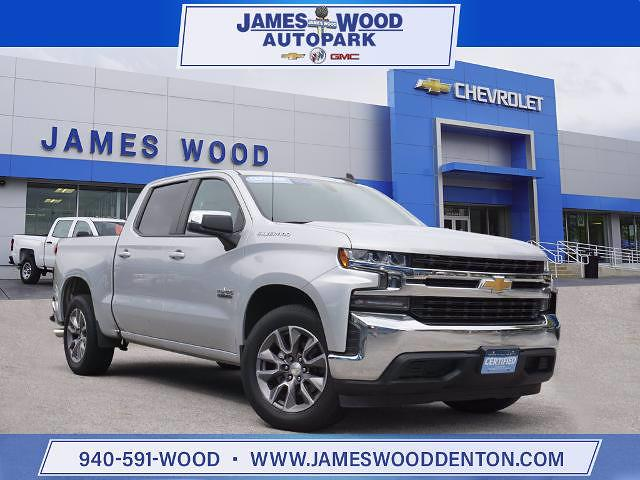 2019 Chevrolet Silverado 1500 Crew Cab 4x2, Pickup #204737B1 - photo 1